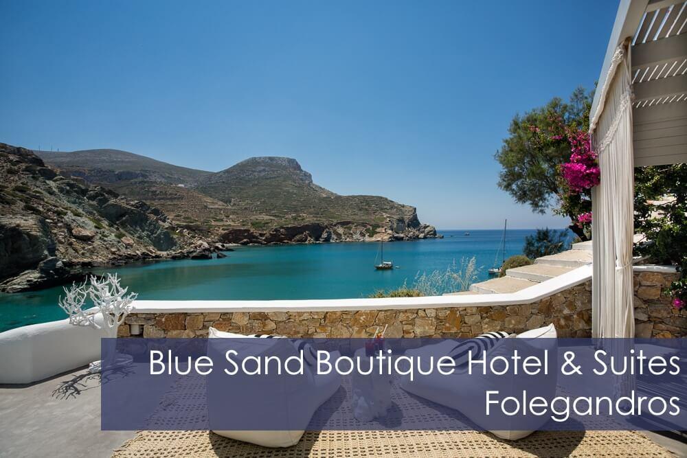 Blue Sand Boutique Hotel